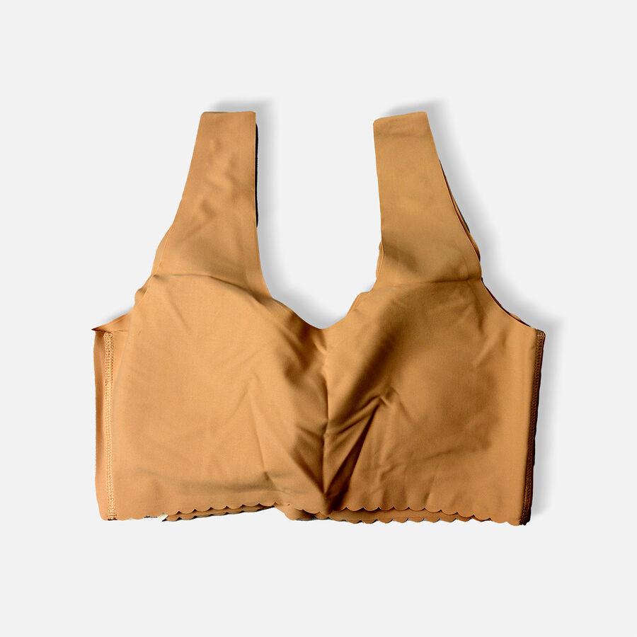 Belly Bandit Anti Post-Mastectomy Bra, V-Neck, Nude, , large image number 2