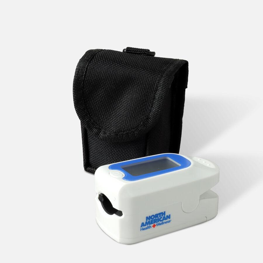 Jobar Color Coded Fingertip Pulse Oxygen Meter, , large image number 1