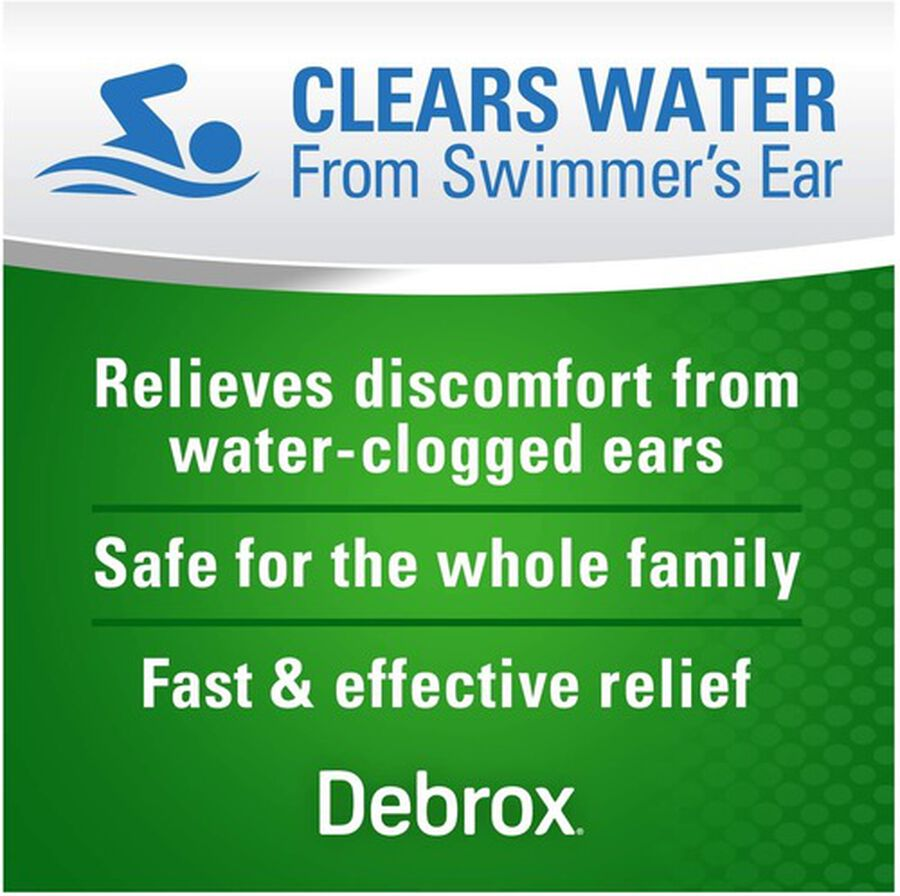 Debrox Swimmer's Ear Relief, 1 oz, , large image number 2