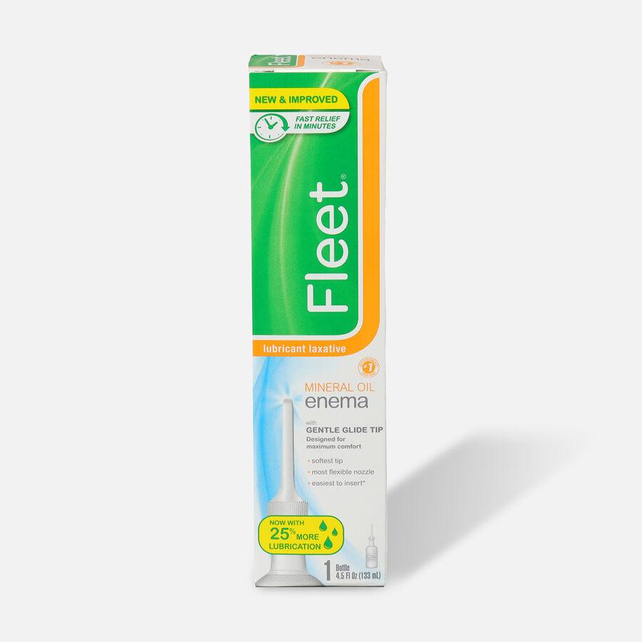 Fleet Mineral Oil Enema, Latex Free, 4.5 fl oz, , large image number 0