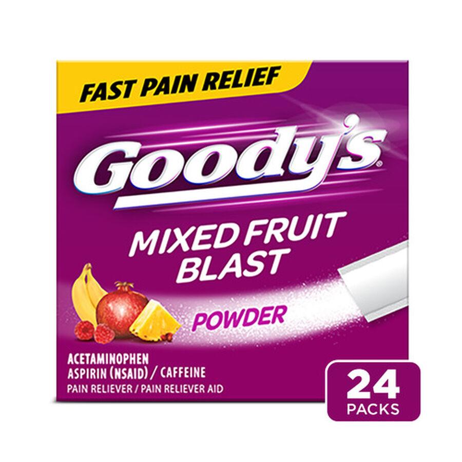 Goody's Mixed Fruit Stix, 24ct., , large image number 0
