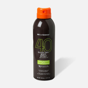 MDSolarSciences Quick Dry Body Spray SPF 40, 5oz