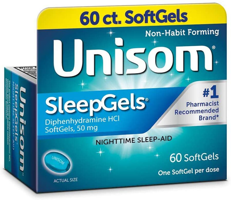 Unisom SleepGels, 60 ct, , large image number 6