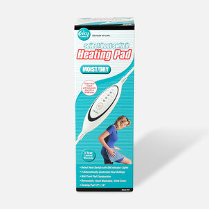 "Cara Slide Moist/Dry Heating Pad 12"" x 15"", Model 51"