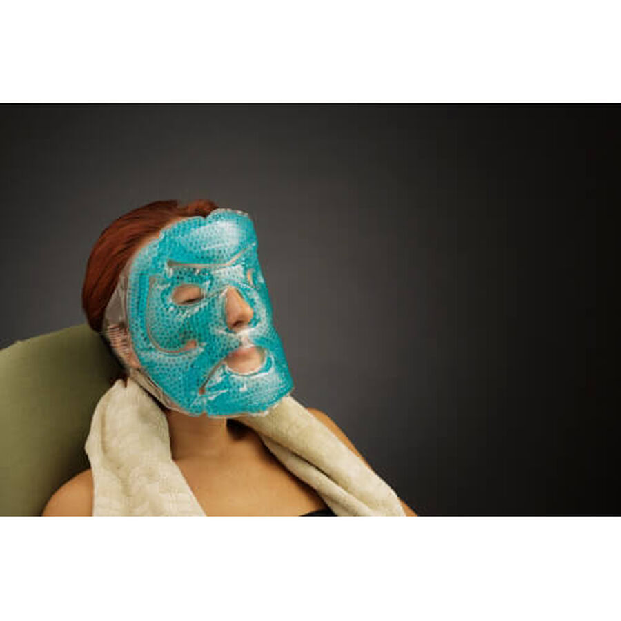 TheraPearl Cooling Facemask, , large image number 3