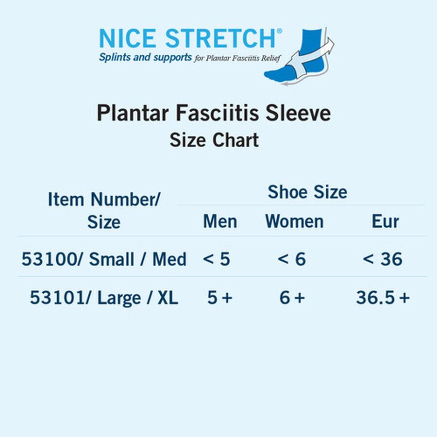 NICE STRETCH® Plantar Fasciitis Sleeve, , large image number 4