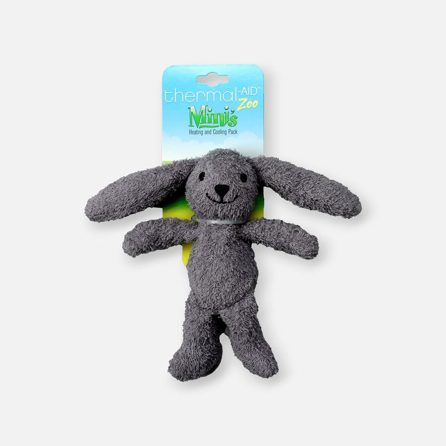 Thermal-Aid Mini Zoo Rabbit Hot and Cold Pack, , large image number 0