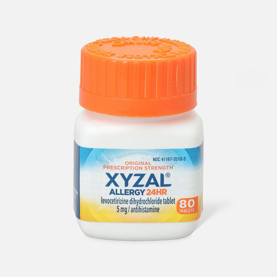 Xyzal 24 Hour Allergy Medicine, , large image number 1