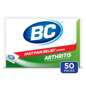 BC Powder, Arthritis, 50ct.