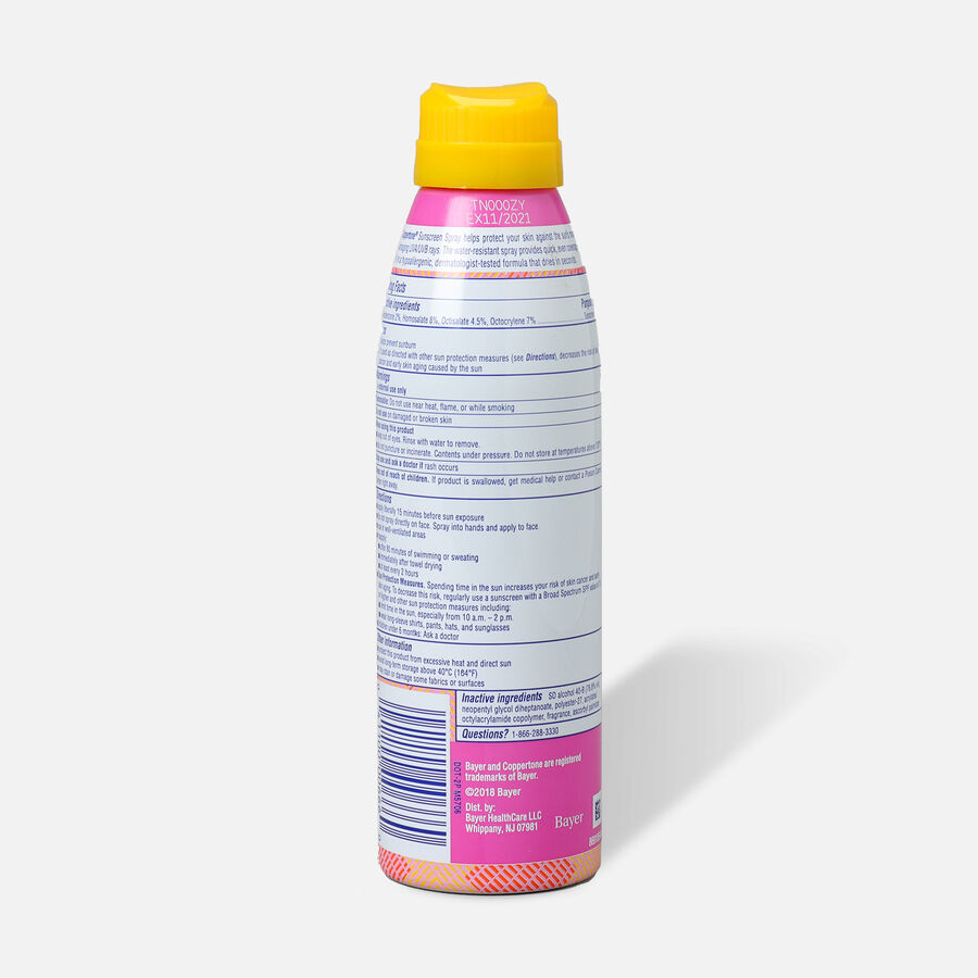 Coppertone Ultra Guard Continuous Spray SPF 30, 5.5 oz, , large image number 1