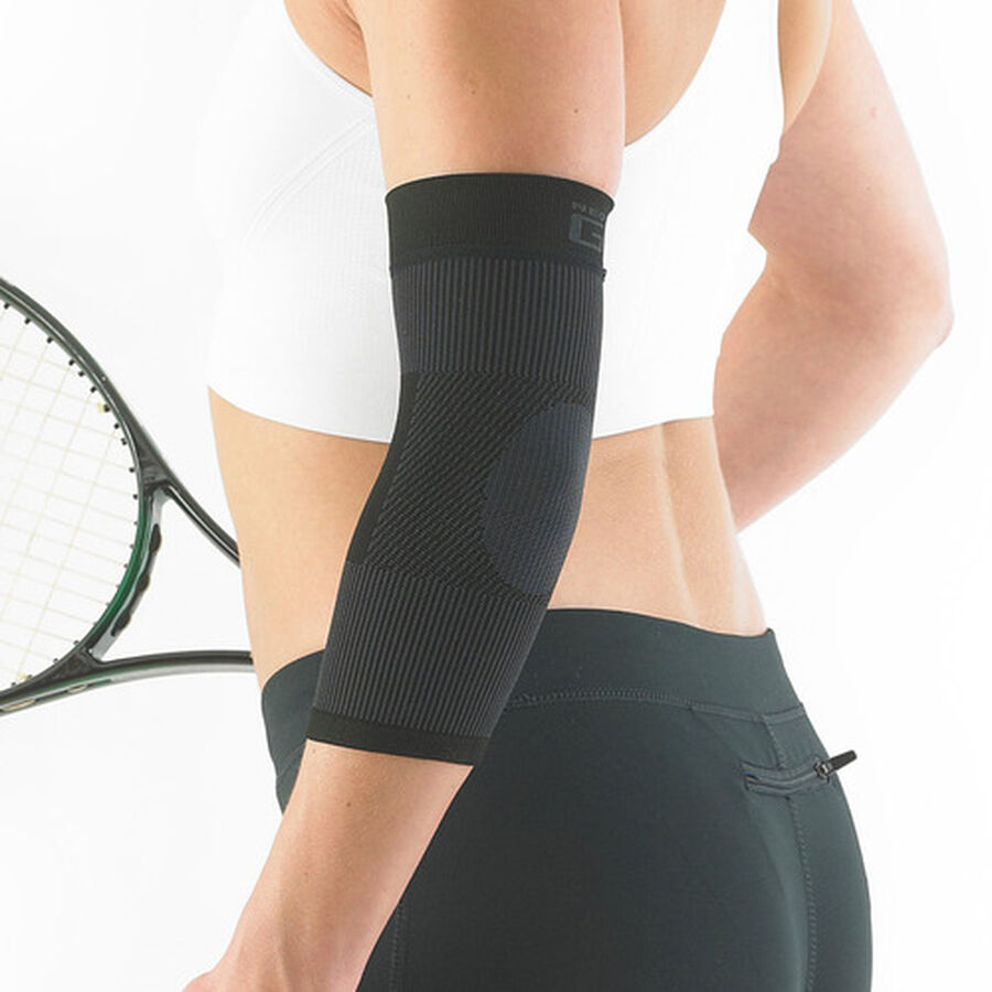 Neo G Airflow Elbow Support, Black, , large image number 6