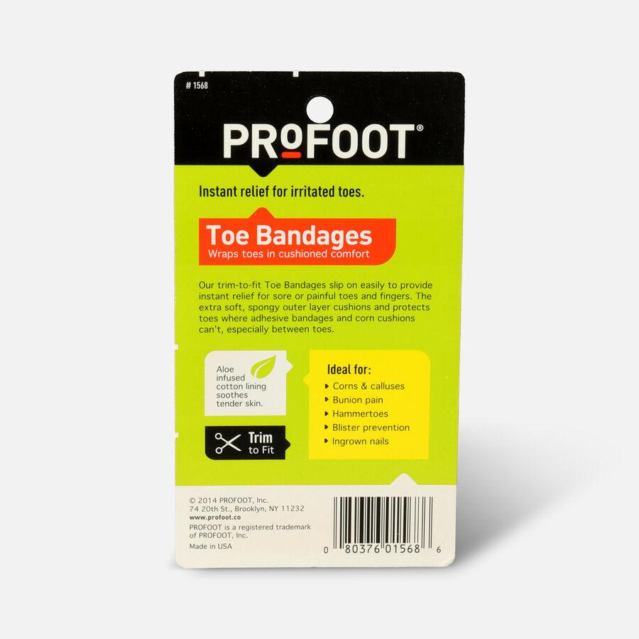Profoot Care Toe Bandages, 3 ea, , large image number 1