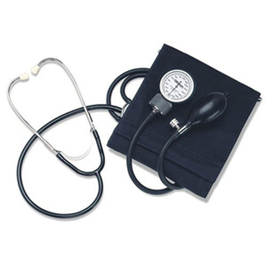 OMRON Adult Self-Taking Home Blood Pressure Kit - Black, , large image number 2