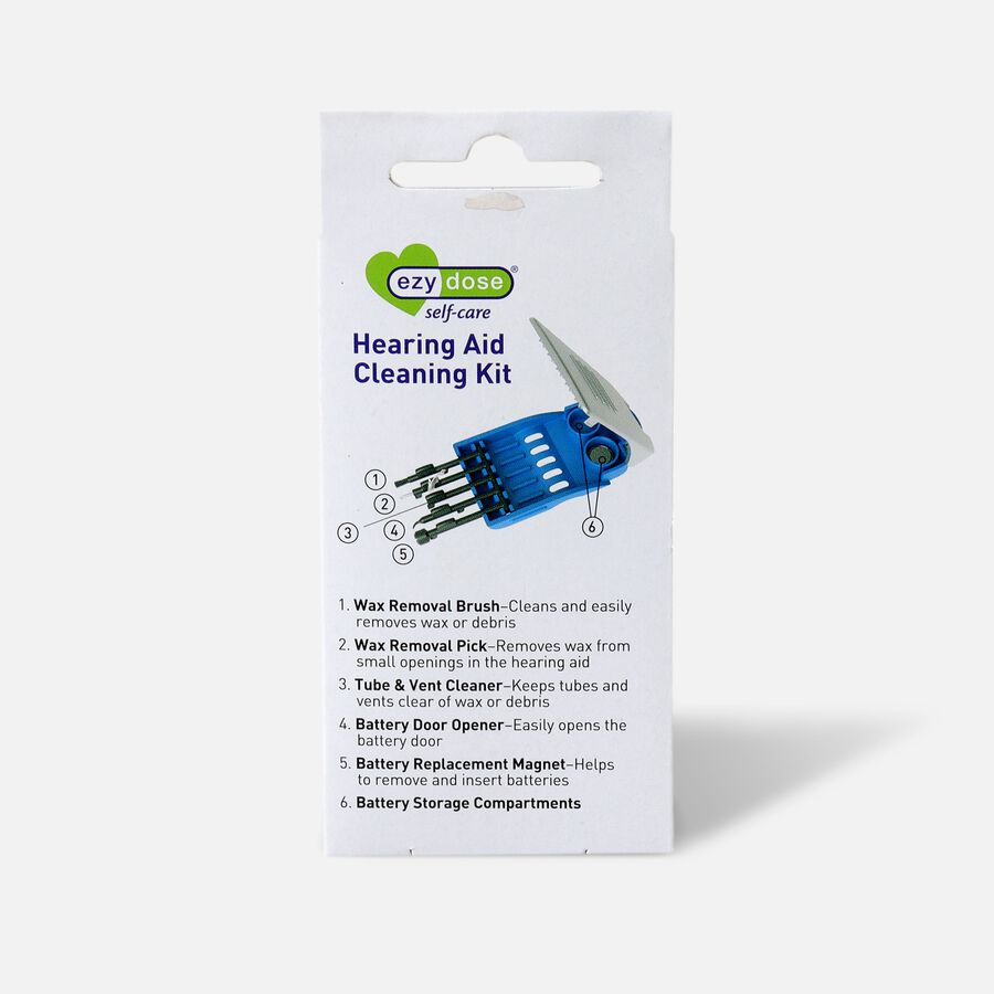 Acu-Life Hearing Aid Cleaning Kit, , large image number 1