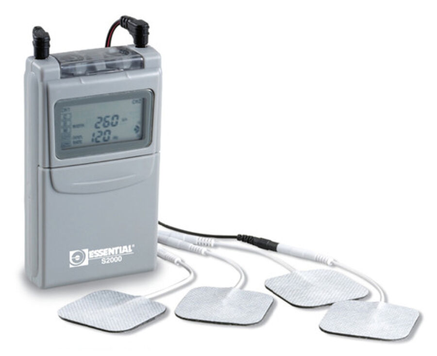 Essential Medical Supply Digital Tens Unit S2000, , large image number 4