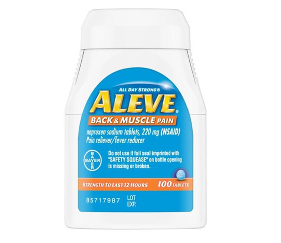 Aleve Back & Muscle Pain, 100ct, , large image number 4