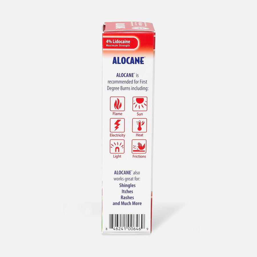 Alocane Maximum Strength Emergency Burn Gel, 2.5 oz, , large image number 5