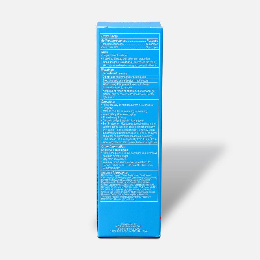 MDSolarSciences Mineral Moisture Defense SPF 50, 4 oz, , large image number 2