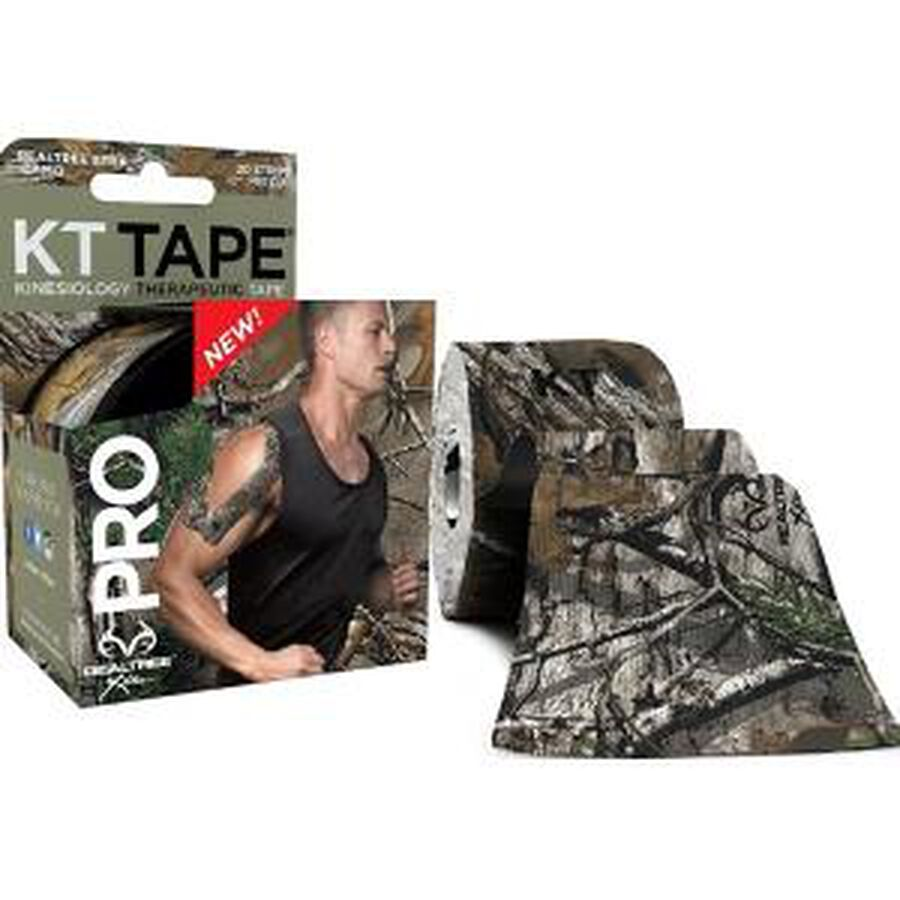 """KT Tape Pro RealTree Xtra Camo, 4"""" x 4"""", , large image number 2"""