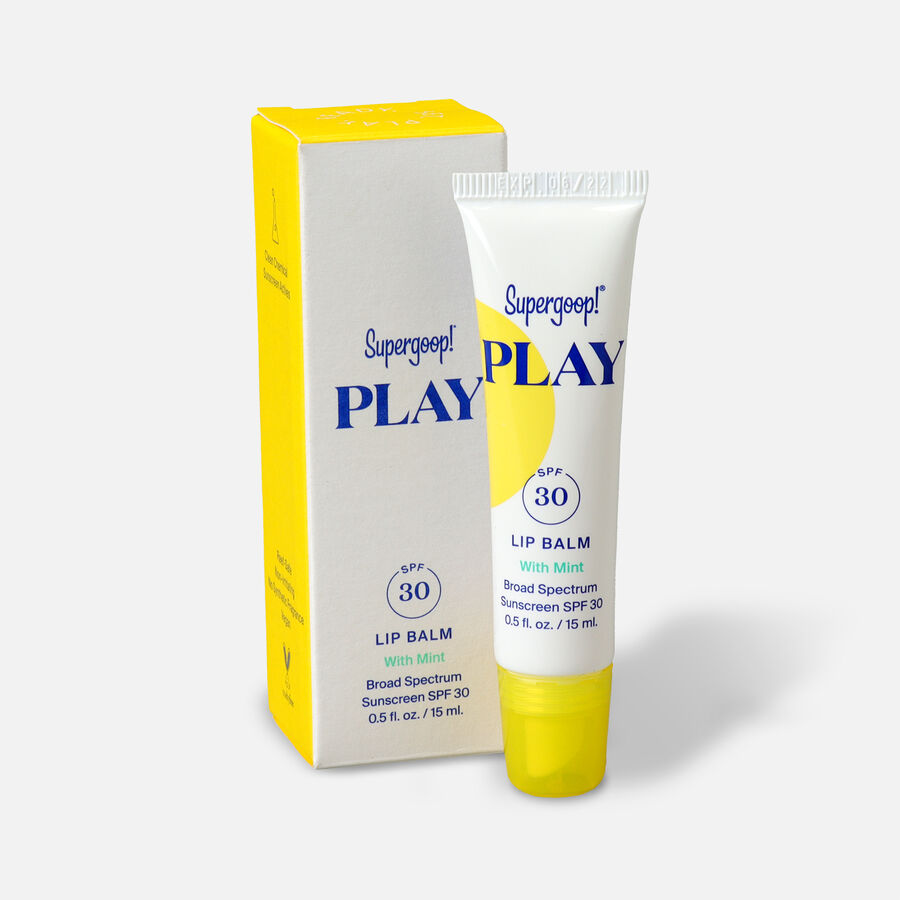 Supergoop! PLAY Lip Balm SPF 30 with Mint, , large image number 1