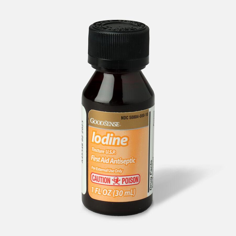 GoodSense Iodine Ticture 2%, 1 oz, , large image number 0