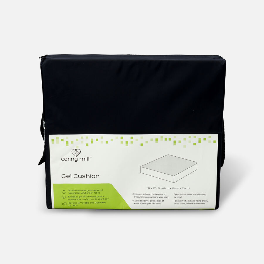 """Caring Mill™ Gel Cushion 18"""" x 16"""" x 3"""", , large image number 0"""