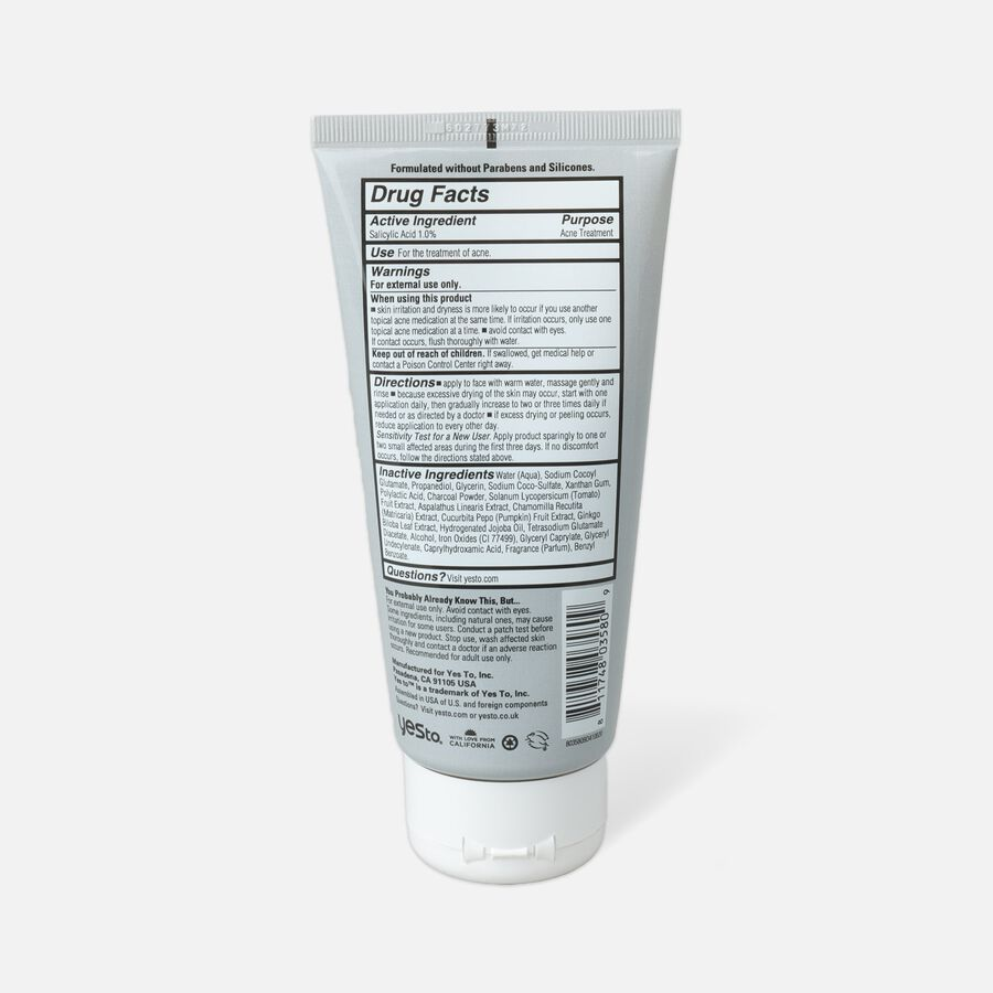 Yes To Tomatoes Detoxifying Daily Cleanser, , large image number 1
