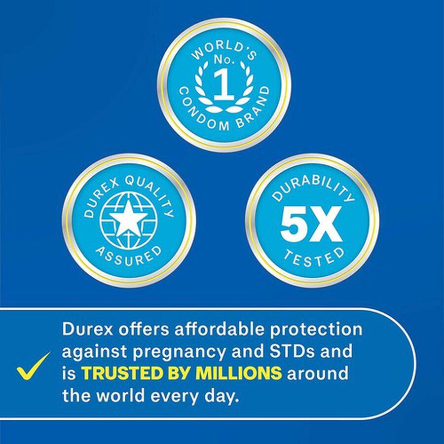 Durex Invisible Condom Bundle Pack, 32 ct, , large image number 2
