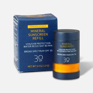 Brush on Block Facial Mineral Sunscreen SPF 30 Powder Refill, 3.4 g