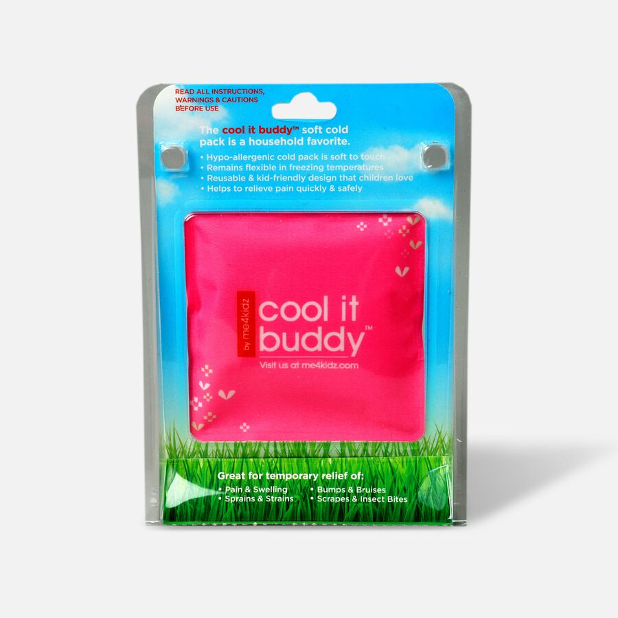 Cool It Buddy Reusable Soft Cloth and Cold Pack, , large image number 0