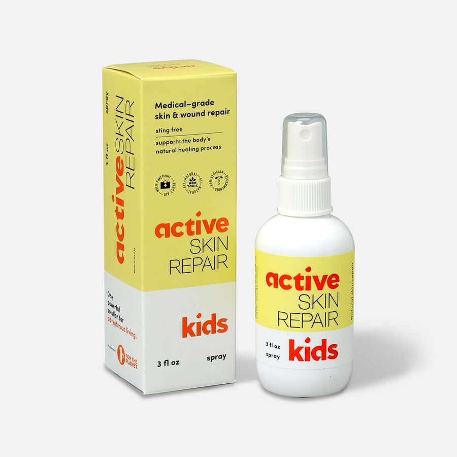 Active Skin Repair Kids Spray 3oz., , large image number 2