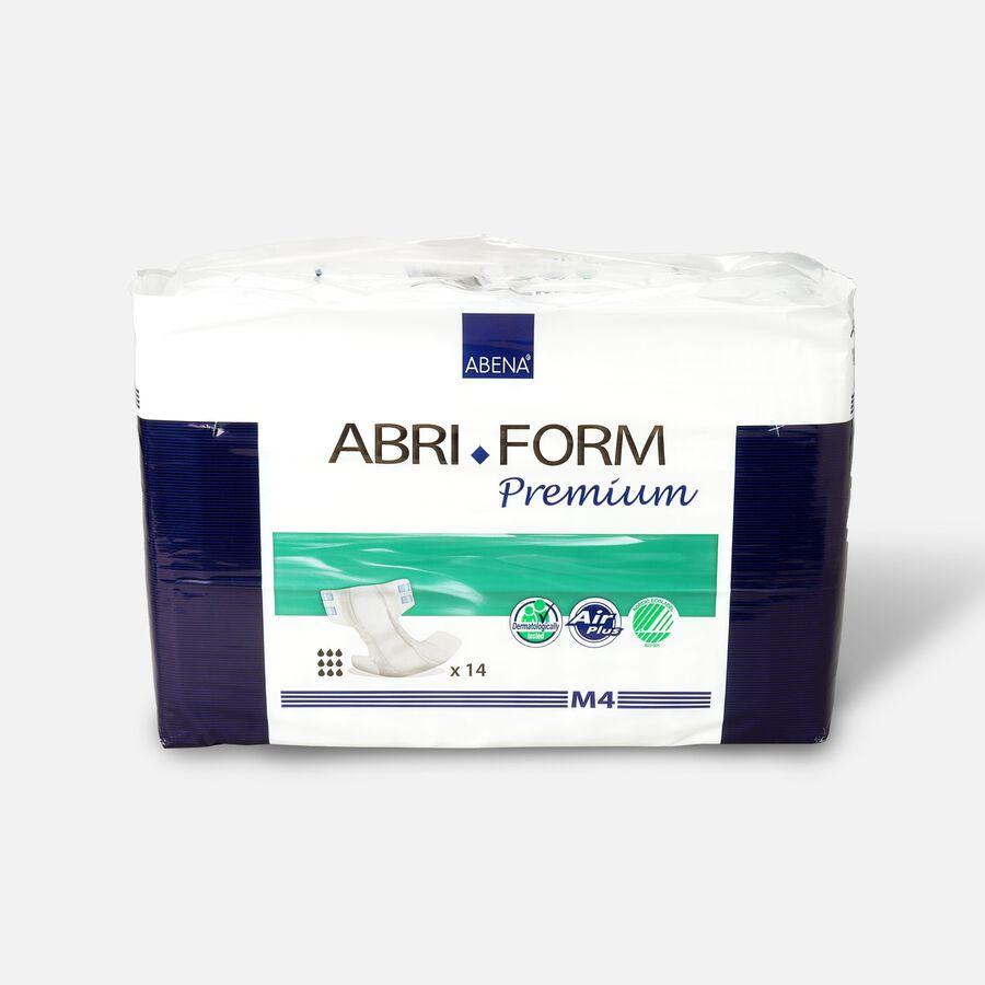 Abena Abri-Form Comfort M4 Adult Briefs, 14ct, , large image number 0