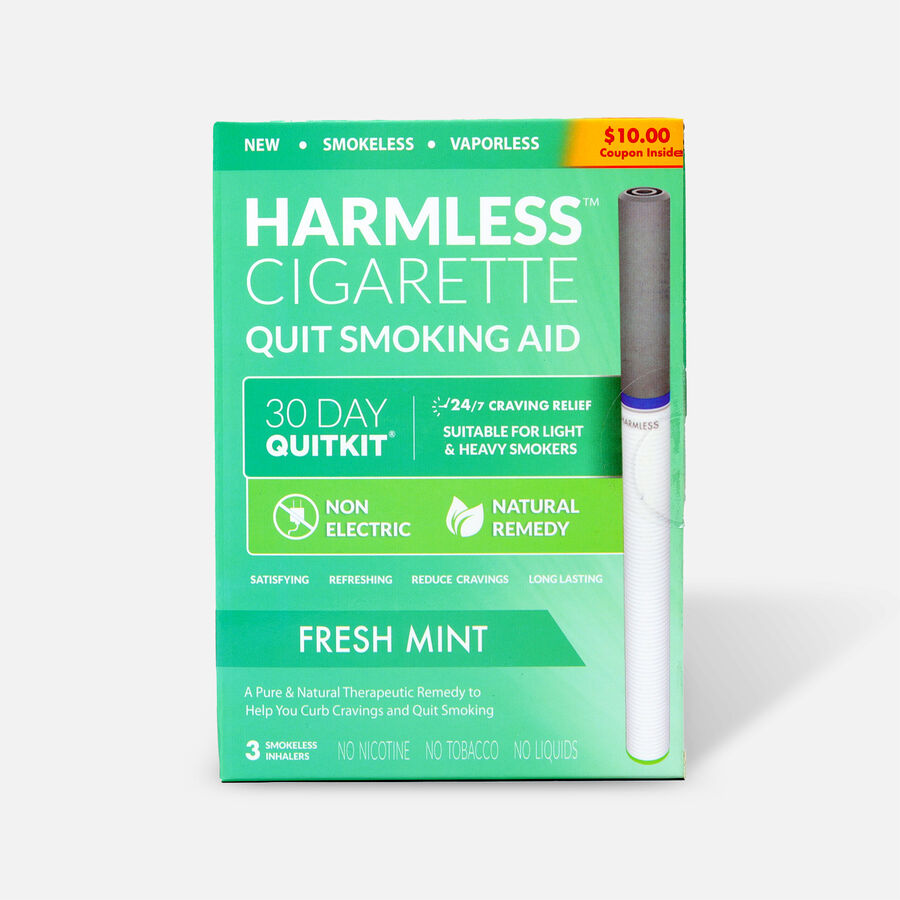 Harmless Cigarette Quit Smoking Aid, 30 Day Quit Kit, , large image number 4