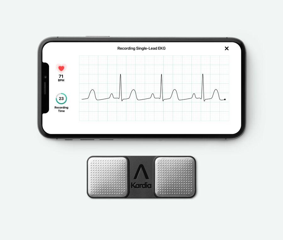 AliveCor KardiaMobile Personal EKG, , large image number 9