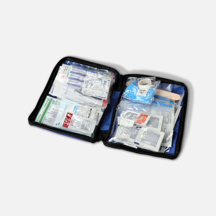 First Aid Only All Purpose First Aid Kit, Softpack, 200 pc, , large image number 3