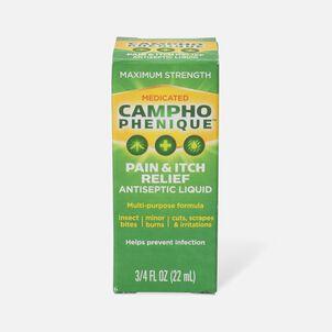Campho-Phenique Antiseptic Liquid , 0.75 oz.