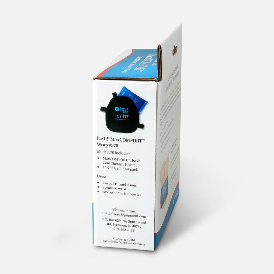 "Battle Creek Ice It! Deluxe Wrist Wrap System, Model 570, 4.2"" x 8.2"", 1 ea, , large image number 2"