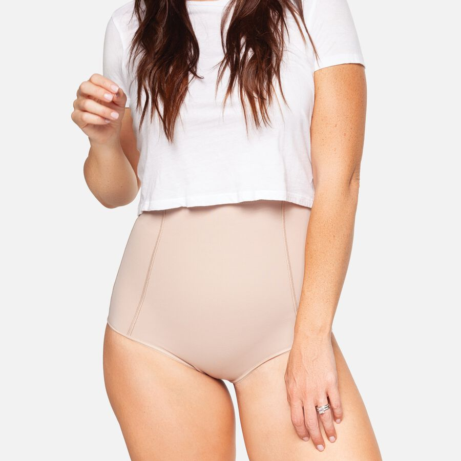 Belly Bandit Postpartum Recovery Panty, Nude, Size Medium, Nude, large image number 0