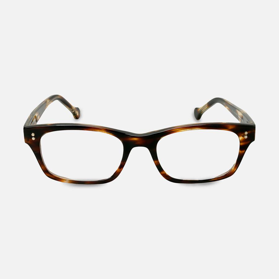 eyeOs Mason Tortoise Premium Reading Glasses, , large image number 0
