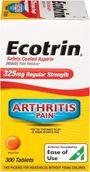 Ecotrin, Regular Strength Aspirin Tablets, 300 ct., , large image number 0