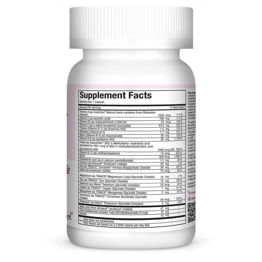 Maxi Health Maxi Methyl One Prenatal Capsules, 60 ct, , large image number 2