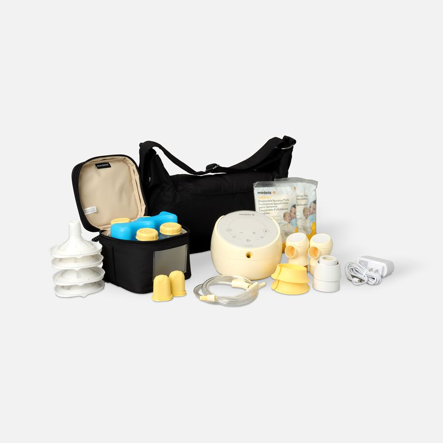 Medela Sonata Smart Breast Pump with Breast Shields, , large image number 0