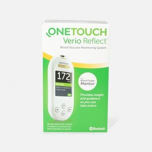 OneTouch Verio Reflect Blood Glucose Monitoring System