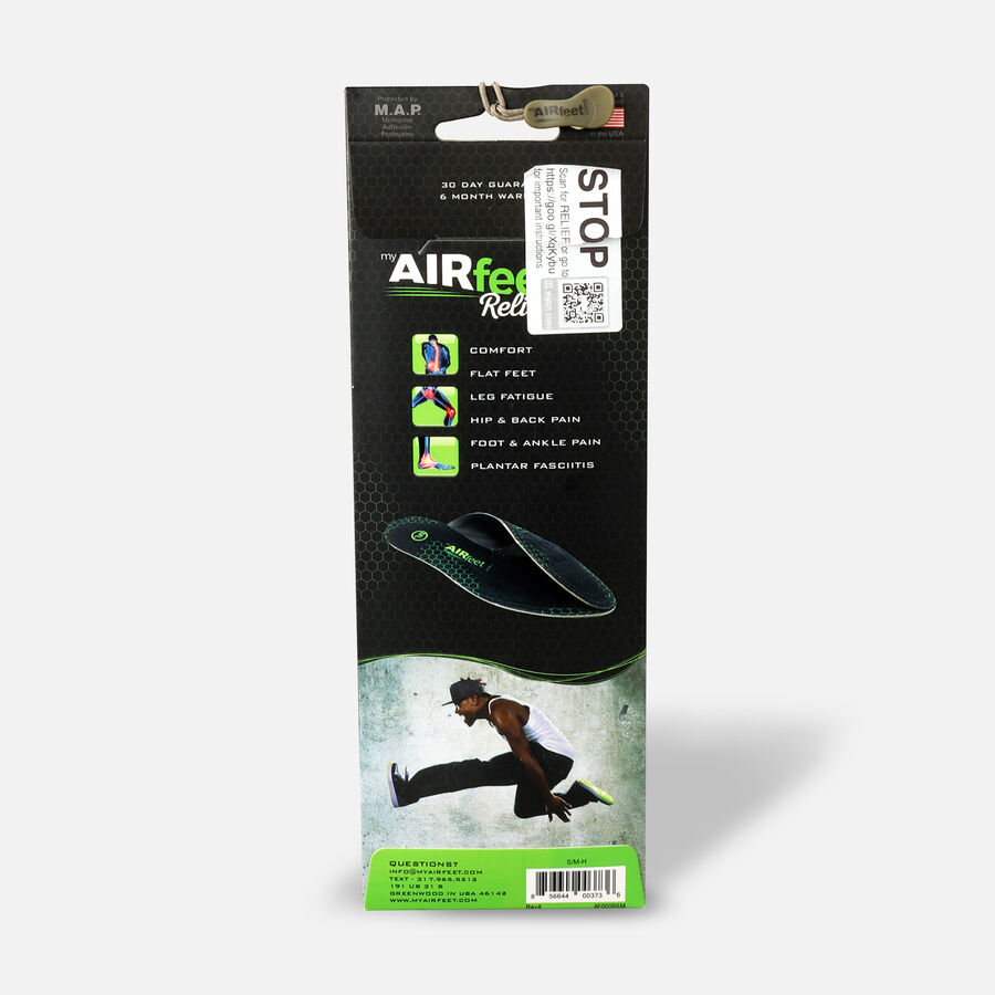 Airfeet Relief Insole, , large image number 1