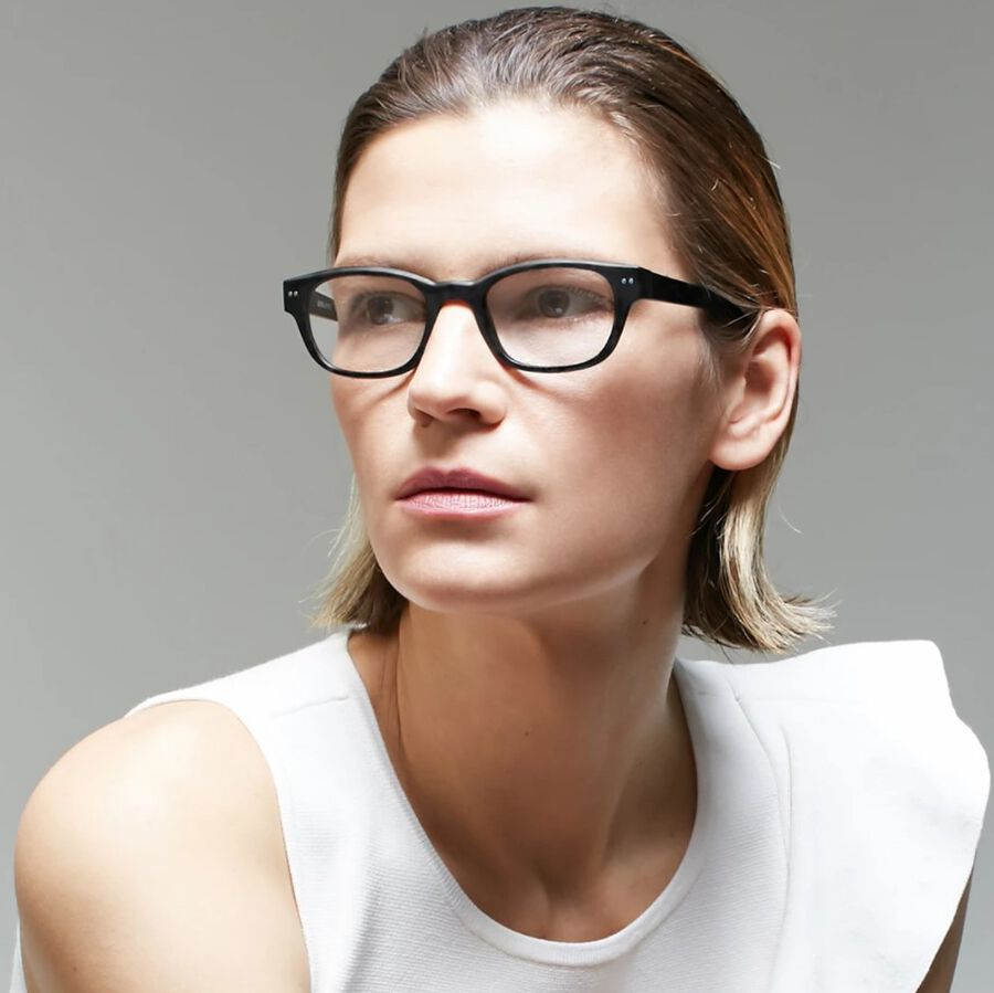 Look Optic Bond Blue-Light Reading Glasses, Black, , large image number 4