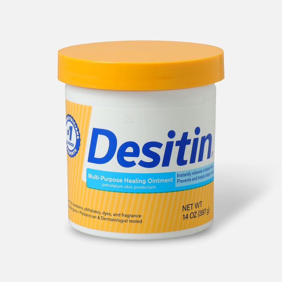 Desitin Multi-Purpose Healing Ointment Petrolatum Skin Protectant, , large image number 0