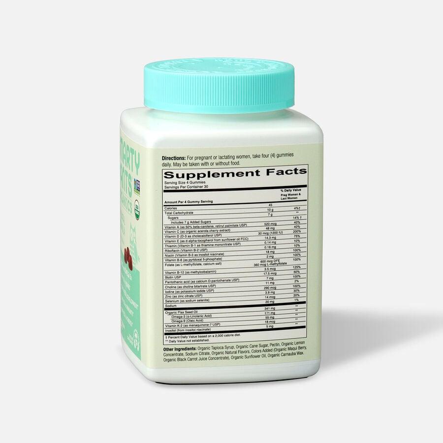 SmartyPants Organic Prenatal Complete Gummy Vitamins, 120 count, , large image number 1