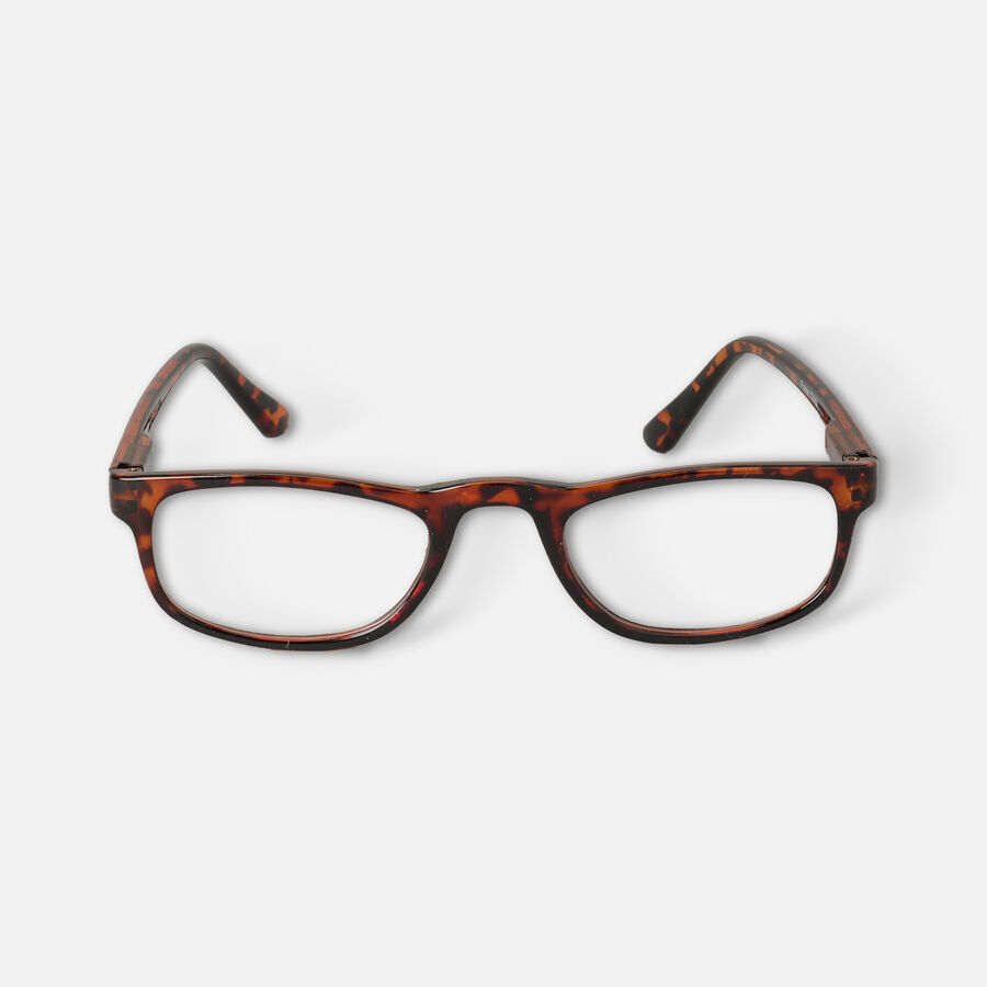 Today's Optical Half Eye Tortoise Reading Glasses, , large image number 0