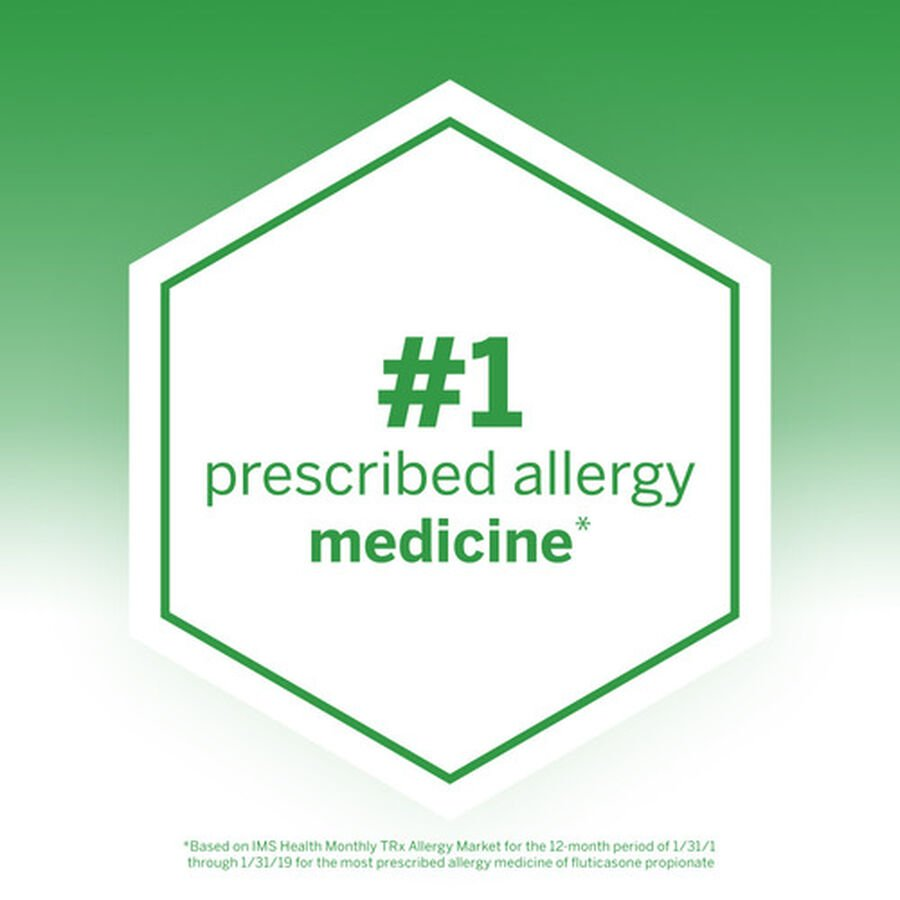 Flonase Allergy Relief Nasal Spray, 72 ct, , large image number 5