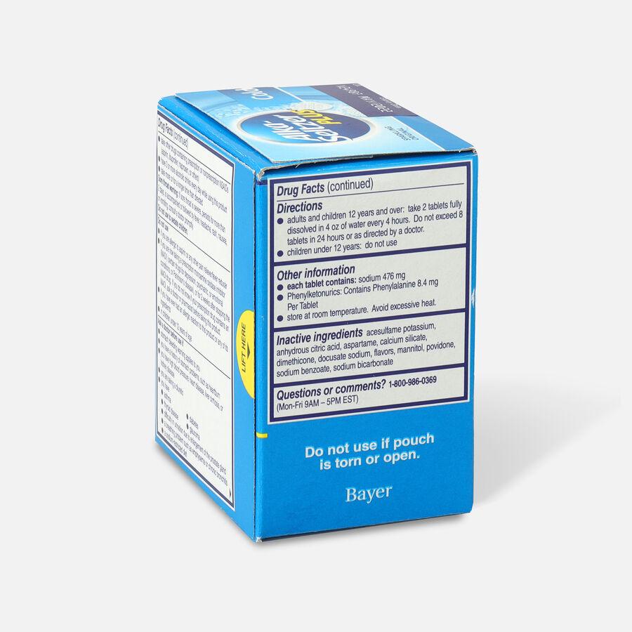 Alka-Seltzer Plus Cold Formula Sparkling Original Effervescent Tablets, 20ct, , large image number 3